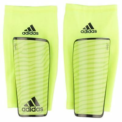 Adidas X Prolite Adult Wrapped Slip In Shin Pads Guards - Large - Adult - New