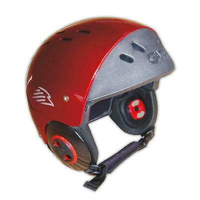 GATH Wassersport Helm Surf Convertible XL Red , Surf Wassersport Helm