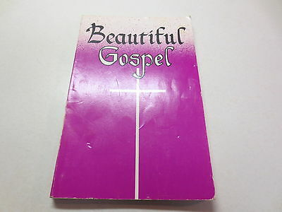 Beautiful Gospel vintage 1982 Tennessee Music and Printing pb Amazing Grace