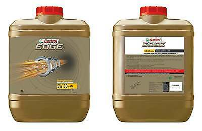 Castrol EDGE 5W30 A3 B4 Engine Oil 10L 3383426