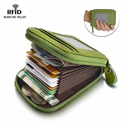 Best RFID Blocking Wallet for Men and Women, Credit Card Holder for Travel and