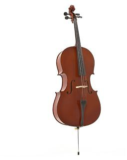 3/4 Size Cello with Case by Gear4musi
