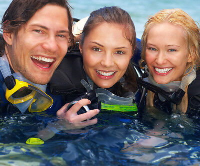 Discover Scuba Diving for Two - Experience Gift Voucher - SAVE £10