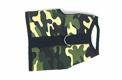 Small-Medium Camo Cat Harness by Kitty Holster Exclusive to Net Pet Shops