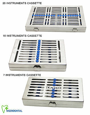 Tray Rack Hold Cassettes Of 7,10, 20 Instruments Autoclave for Dental Dentistry
