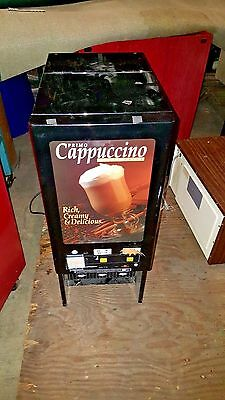 Curtis PC-3D, 3 Flavor Cappuccino Dispenser Text Or Call For Shipping