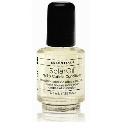 CND SOLAR OIL Nail & Cuticle Conditioner 3.7ml Bottle - UK SELLER