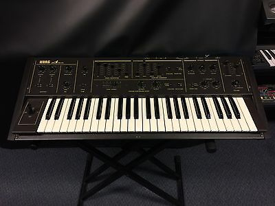 Korg Delta DL-50 Synthesizer Fully Tested and working!