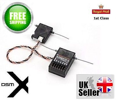 OEM Spektrum AR6210 DS-MX 6-Channel Receiver + Satellite + Free Shipping