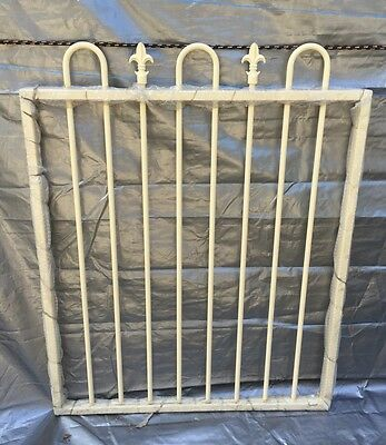Steel Fence For Pool Or Garden Gate Colourbond Primrose Cream Colour