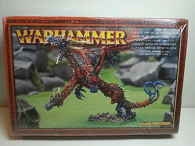 warhammer Galrauch first of the chaos dragons OOP BNIB