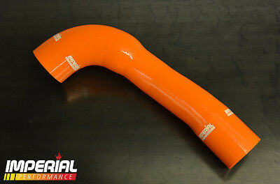 CORSA D VXR SILICONE BOOST HOSE ORANGE without D/V take off IMPERIAL PERFORMANCE