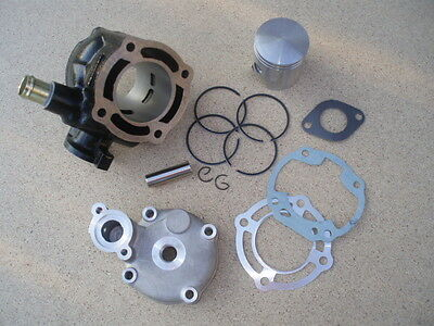 New Barrel Cylinder Kit 50Cc + Head Tuning Aprilia Sr Fun Master (00 ) Lc Morini
