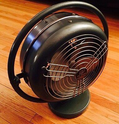 Vintage Mimar Products De Luxe Electric Fan with Heater Switch