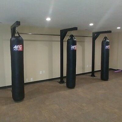 Afg Muay Thai Punching Bag 6 Feet Tall 150 Lbs When Filled (Unfilled)
