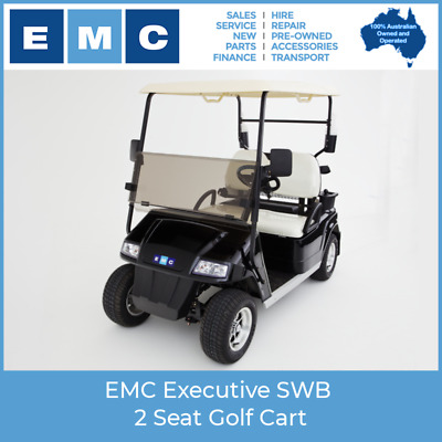2016 EMC Executive Electric Golf Cart with 3 Year Warranty