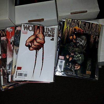Wolverine Origins Lot - Near Complete Run of Issue #s 1-24, w/#s 10, 21, 22, 23,
