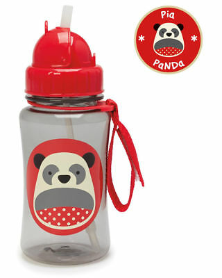 NEW Skip Hop - Straw Bottle - Panda from Baby Barn Discounts