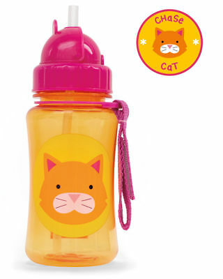 NEW Skip Hop - Straw Bottle - Cat from Baby Barn Discounts