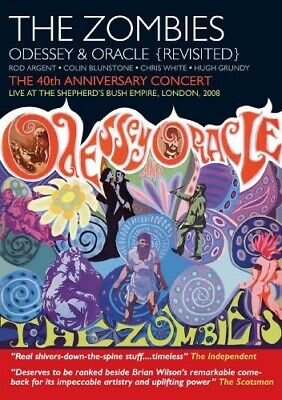Zombies: Odessey and Oracle: The 40th Anniversary Concert (2009, DVD  (REGION 0)