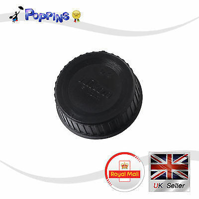 LF-4 Replacement  Lens Rear Cover Cap Replacement For Nikon LF-4 [Not Genuine]