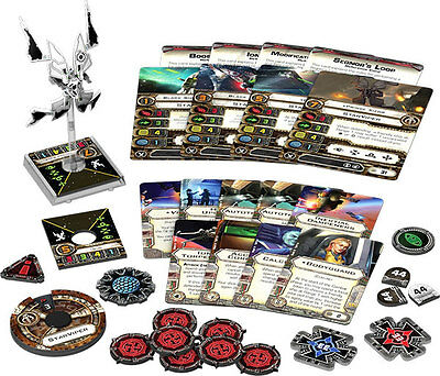 Star Wars X-Wing Expansion Pack - StarViper Expansion Pack - Brand new in Pack
