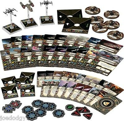 Star Wars X-Wing Expansion Pack - Most Wanted Expansion Pack - Brand new in Pack