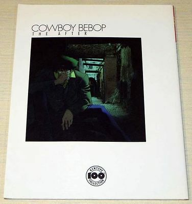 Cowboy Bebop The After Art Book Newtype 100% Collection OOP RARE Anime