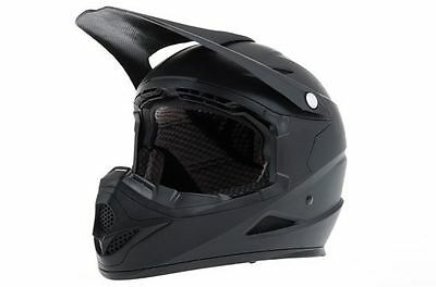 Diamondback BMX Full Face Helmet Black 50-54cm