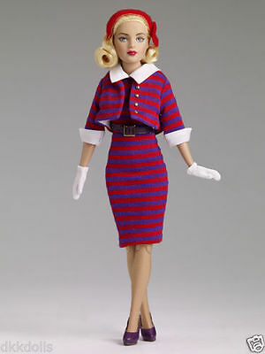 Stripes Suit Me! Tiny Kitty Collier Doll by Robert Tonner, New for 2014 NRFB