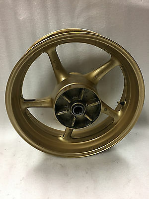 Yamaha YZF R6 5SL 2CO Rear Wheel Rim