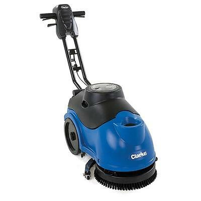 NEW Clark MA50 15B battery floor scrubber