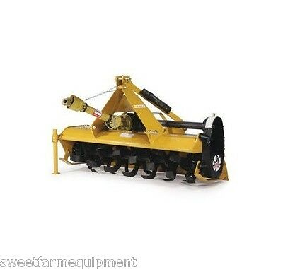 New Forward or Reverse Rotation Geardrive Tarter 5 FT Roto Tiller, WE SHIP CHEAP