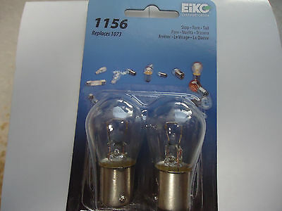Case of 440 Eiko 1156 1156-BP Tail Light Bulbs