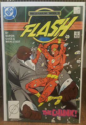 The Flash #9 (1987) DC Comics COMBINED SHIPPING