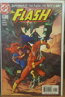 The Flash #209 (1987) DC Comics COMBINED SHIPPING