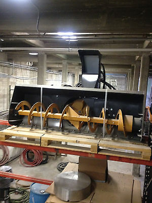 """72"""" Snow Blower - Case - NEW IN CRATE"""
