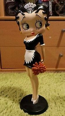 Extremely Rare! Betty Boop as French Maid Polyresin Statue Figurine