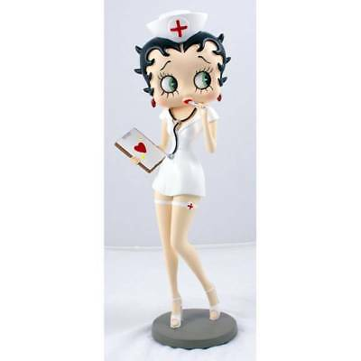 Extremely Rare! Betty Boop as Sexy Nurse Polyresin Statue Figurine