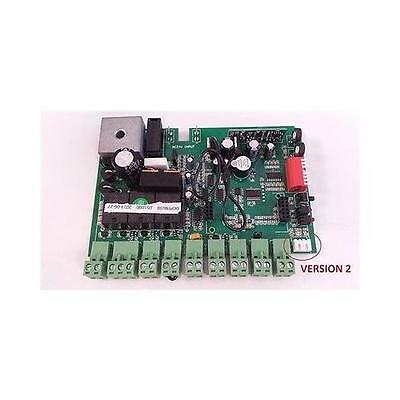 Replacement Circuit Control Board for Sliding Gate Opener AC/AR 1300/2200 Ver 2