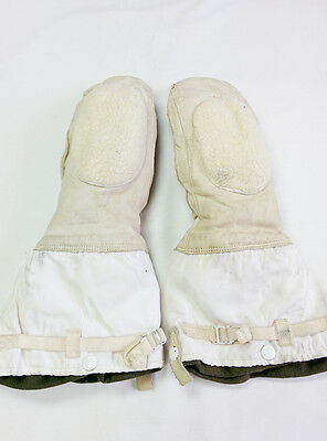 Canadian Military Hy-Arctic Extreme Cold Winter Gauntlets Gloves Mitts Medium #3