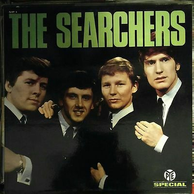 The Searchers-The Searchers Lp Mint Italian Issue Original Beat