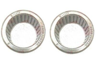 Two Countershaft Needle Bearings Torrington Usa 52-90 Harley Flh Fx Xlh 35961-52