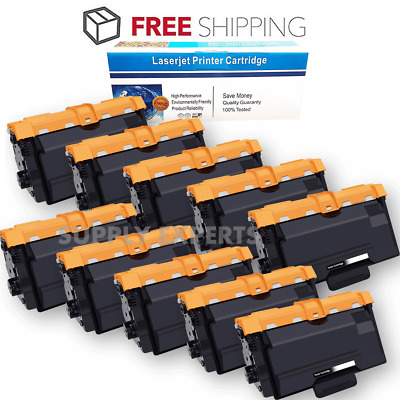 10PACK TN880 High Yield Toner Cartridge For Brother HL-L6200DW  MFCL6700DW TN880