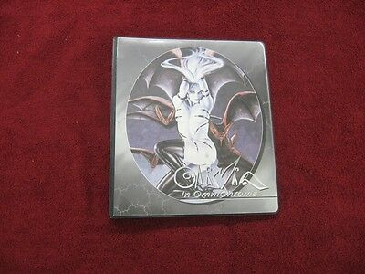 Olivia In Omnichrome Binder Collector Comic Images Rare