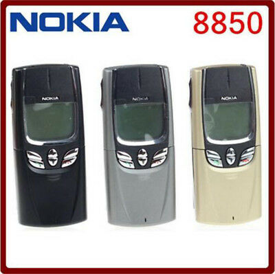 Nokia 8850 Mobile Phone 2G GSM 900/1800 Unlocked Cellphone Cheap High Quality