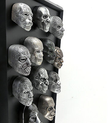 Mangemort Masque Collection - Noble Collection Harry Potter Fixation Murale