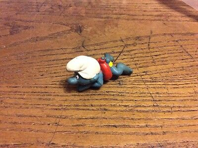 Schleich Puffi 20025 Puffo Nuotatore Lot Smurf