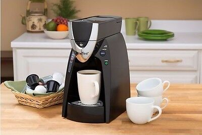 Coffee Maker 1-Cup Single Serve K-Cup iCoffee Express New Remington - RSS100-E