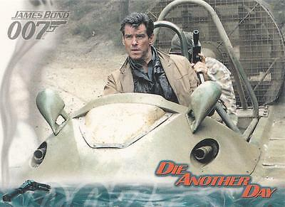 007 Die Another Day Trading Cards 2002 promo P1
